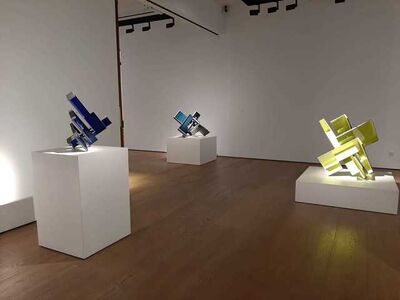 Arturo Berned, 'Serie Máscaras', 2017