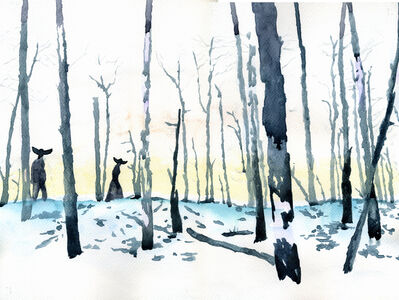Nikita Shalenny, 'In the Forest', 2016