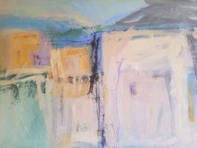Bernie White Hatcher, 'Plaza Reflections'