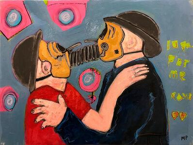 Morrison Pierce, 'Gas Mask Lovers 2021', 2021