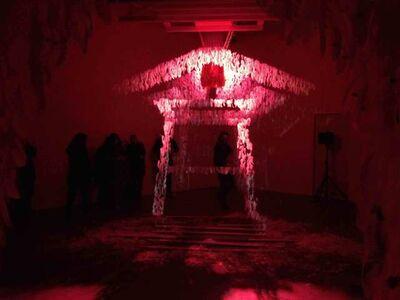 Randall Okita, 'Be Here Now (autumn) (interactive sculpture installation)', 2015