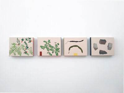 Mariana Serri, 'From the series Ground (avenca and goldfish, stone breaker, pod and tumulinho)', 2019