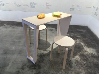 Christy Chan, 'The Too Close Table', 2019