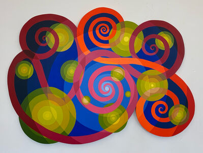 Fred Bendheim, 'Music of Spheres', 2021