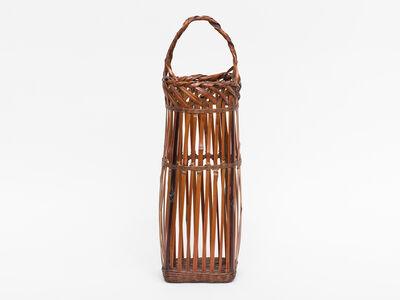 "Tanabe Chikuunsai III, 'Magaki ""Bamboo Fence"" Flower Basket ', 1937-1843"