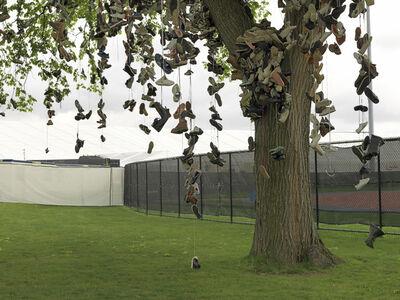 Christoph Büchel, 'Shoe Tree', 2012