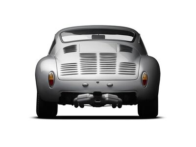 Michael Furman, '1961 PORSCHE 356 GTL ABARTH REAR', ca. 2014