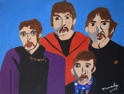 Mercedes Kelly, 'The Beatles', 2015