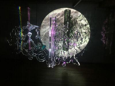 Katja Loher, 'Butterfly  Rainbowmaker', 2016