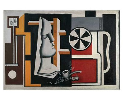 Fernand Léger, 'Nature morte au masque de plâtre (Still Life with Plaster Mask)', 1927