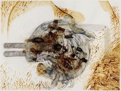 Albert Oehlen, 'ANTIQUES', 1991