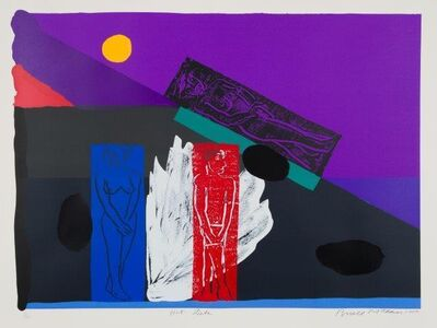 Bruce McLean, 'Hot Slick', 1989