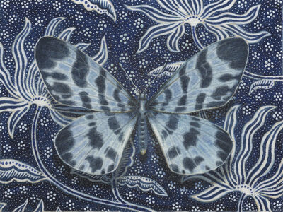 Gregory Halili, 'Celebration in Blue X', 2013