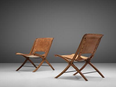Peter Hvidt and Orla Mølgaard-Nielsen, 'X-Chairs 'model 6103' ', 1958