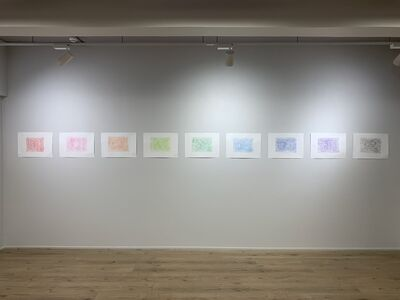 Yerbossyn MELDIBEKOV, 'Children's Attraction', 2018