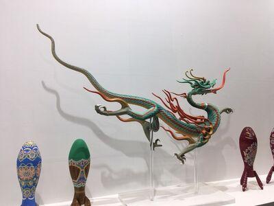 Hiroko Takeda, 'The Azure Dragon: Four Symbols of the Gogryeo tomb', 2019
