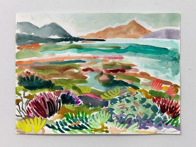 Alexandra Karamallis, 'Fynbos Landscape I'