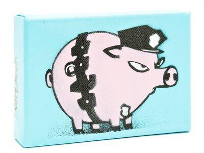 Mau Mau, 'Flat Top Pig', 2014