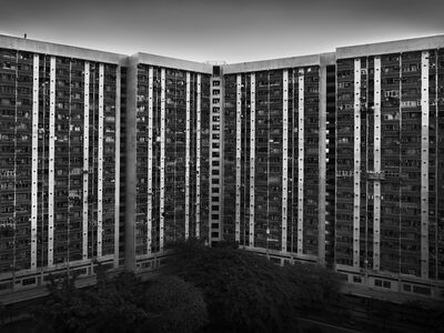 Peter Steinhauer, 'Yeung Long Housing Block, Hong Kong - 2012', 2012