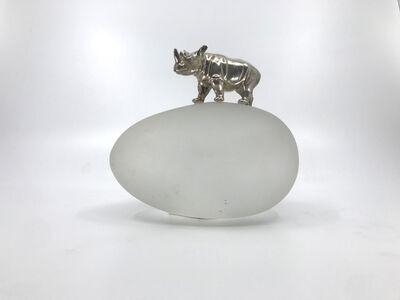 Gonul Nuhoglu, 'City of Quartz (Rhino)', 2018