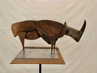 Miquel Aparici, 'Rhino', 2019