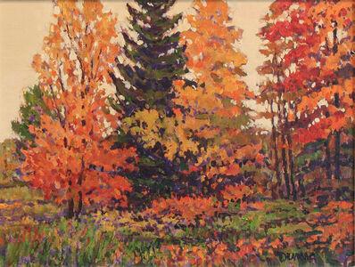 William Duma, 'Full Autumn Color (16-21)', 2021