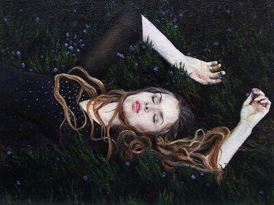 Claudia Kaak, 'Forget Me Not', 2019