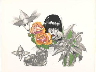 Paul van Hoeydonck, 'Roses and Bionic Bees'