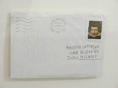 Maurizio Cattelan, 'Envelope'