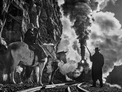 David Yarrow, 'The Iron Horse', 2021