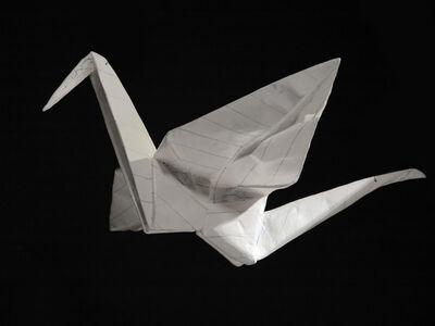 Tran Tuan, 'Chim Hạc / Crane', 2018