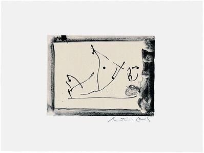 Robert Motherwell, 'Untitled', 1976
