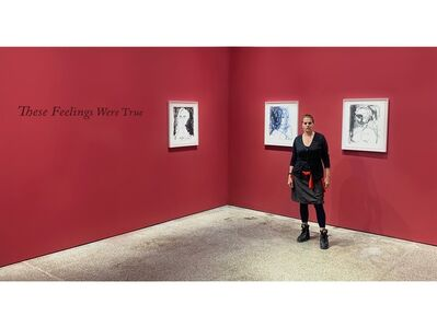 Tracey Emin, 'These Feelings Were True - Complete Set of 8 Lithographs', 2020