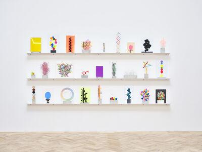 David Batchelor, 'My Own Private Bauhaus 1', 2019