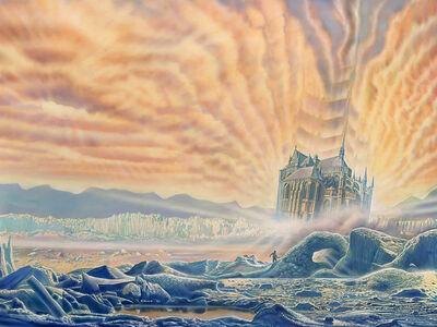 Steve Crisp, 'The Rituals of Infinity', 1989