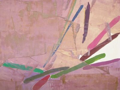 Kikuo Saito, 'Crimson', 1977