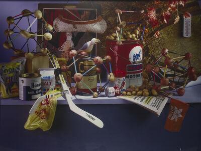 Douglas Coupland, 'Canada Pictures #10', 2001