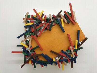 Thomas Thüring, 'Loga Yellow', 2017