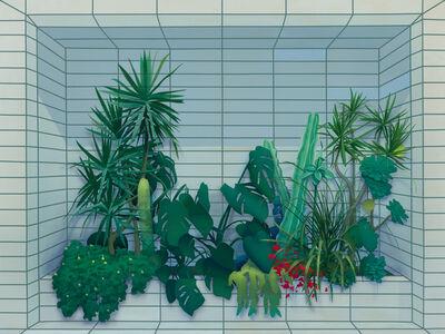 Robert Minervini, 'Improvised Garden VII (Downtown)', 2017