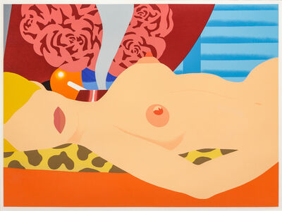 Tom Wesselmann, 'Nude (for Sedfre)', 1969