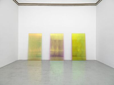 Ann Veronica Janssens, 'Bright Yellow, Bright Pink, Pinky Sunset R', 2020