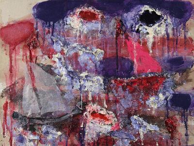 Joan Snyder, 'Small Seascape', 2011