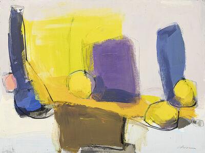 Lisa Noonis, 'Yellow Shadow', 2020