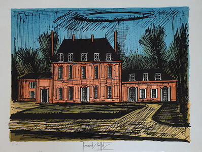 Remarkable Bernard Buffet Rooster 1951 Available For Sale Artsy Home Interior And Landscaping Palasignezvosmurscom