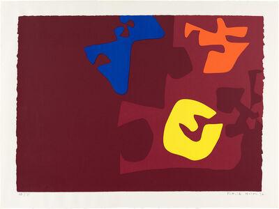 Patrick Heron, 'Untitled', 1972