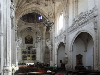 Juan Guas, 'San Juan de los Reyes', Begun 1477