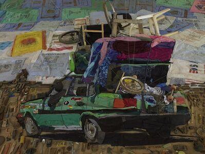 Bernard Pras, 'Taxi brousse', 2012