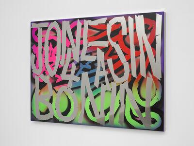 Eddie Peake, 'Jonesing For A Boning', 2016
