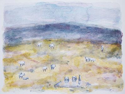 Theodore Waddell, 'Ennis Horses II', 2010