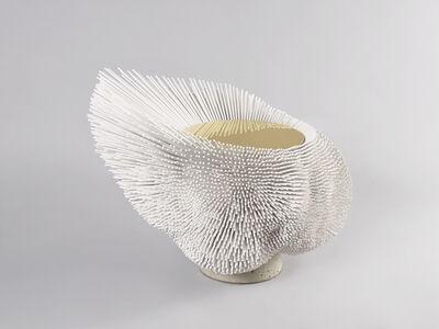 Pia Maria Raeder, ''Sea Anemone' Side Table (White)', 2016
